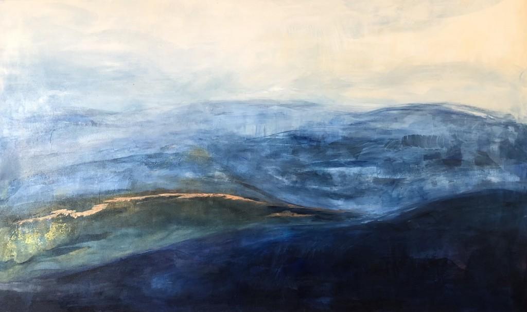 Painting by Kara Jones